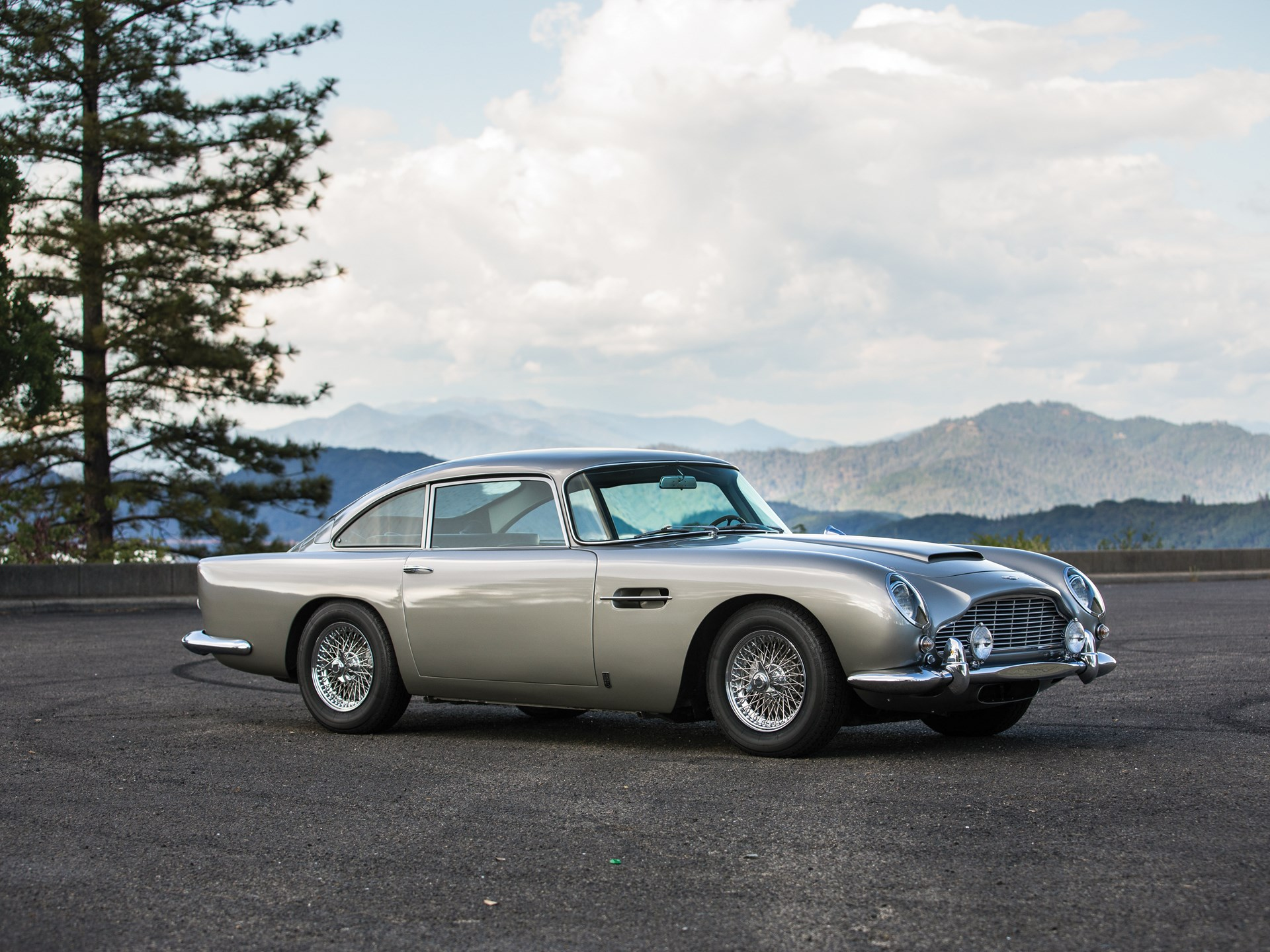 Aston Martin is funding its future by looking to the past thumbnail