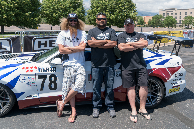 twin turbo mustang race crew