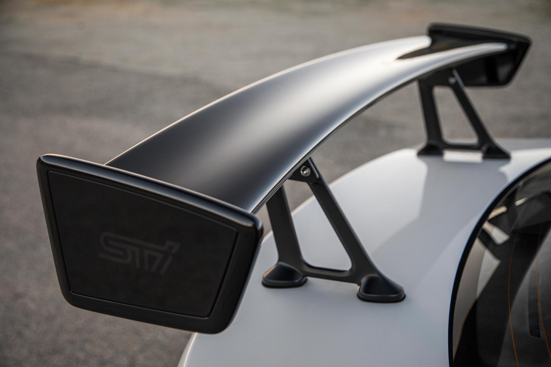 Subaru WRX STI Type RA Wing