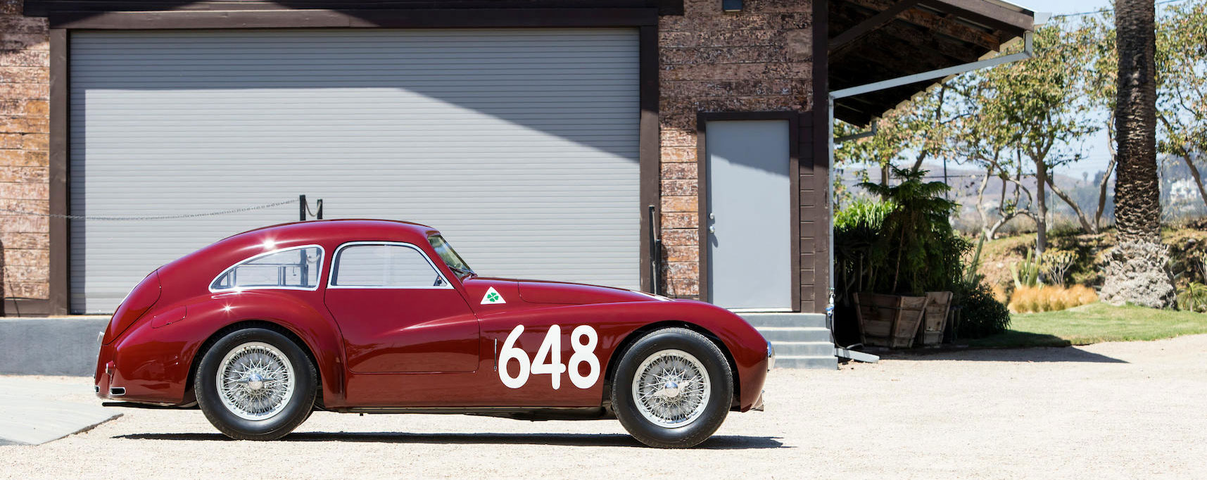 1948 Alfa Romeo 6C 2500 Competizione