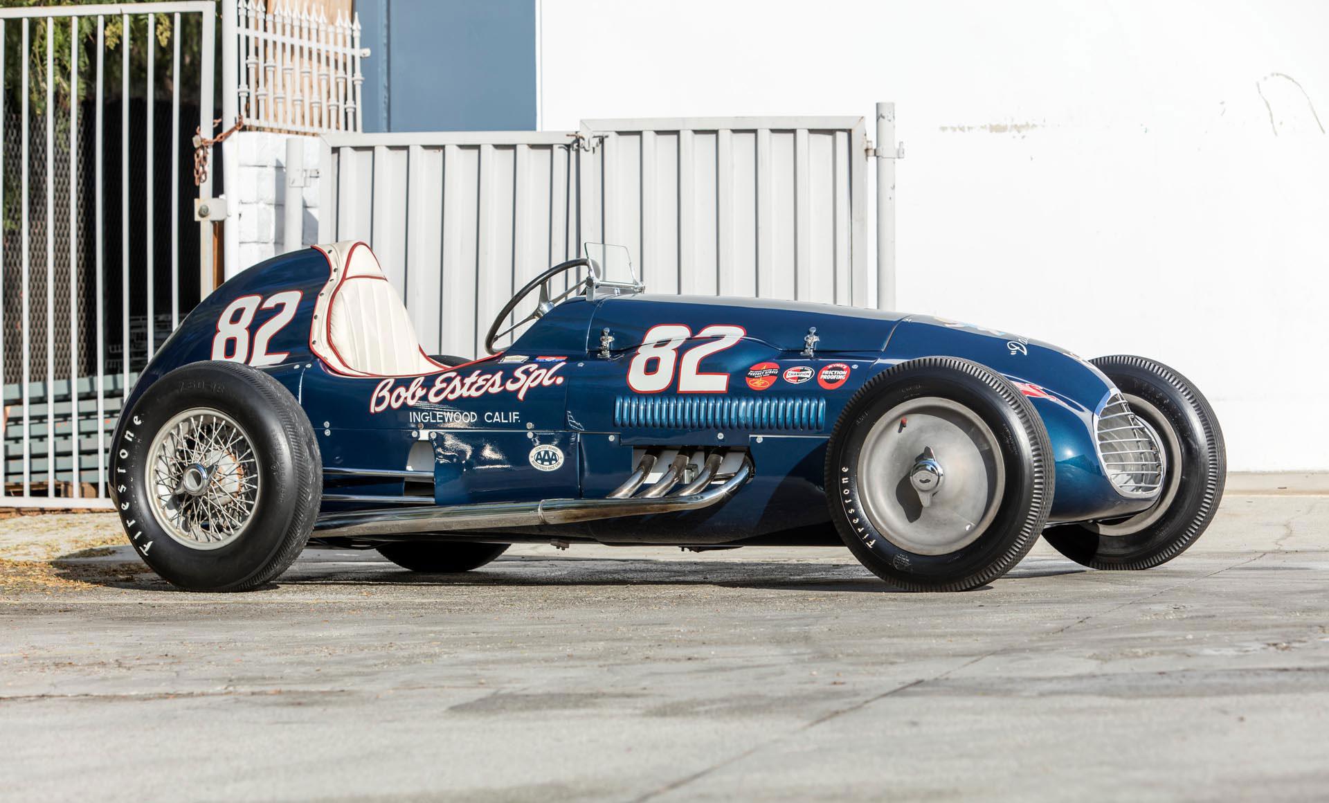 """1948 """"Bob Estes Special"""" Indy Car"""