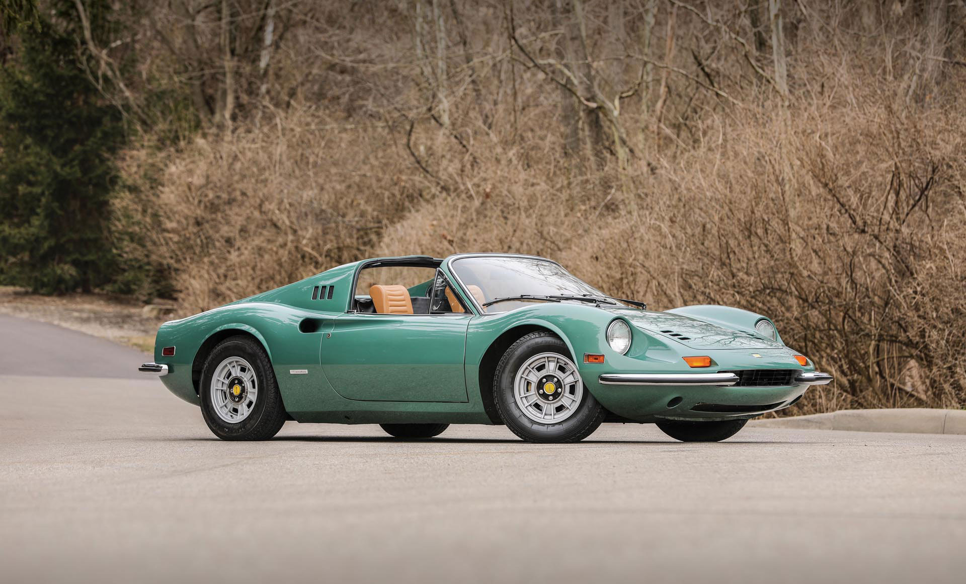 1972 Ferrari Dino 246GTS