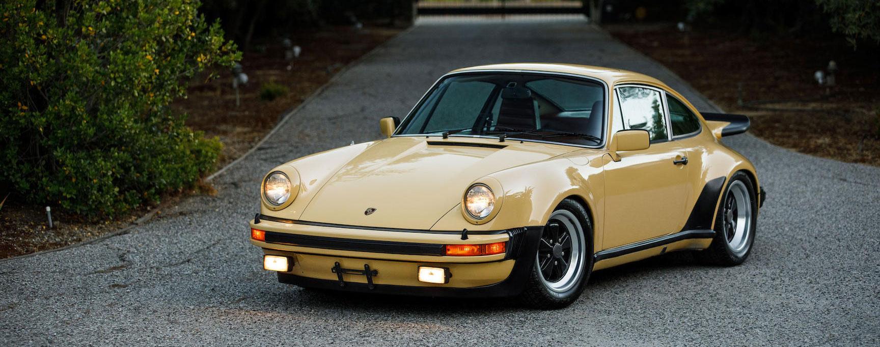 1977 Porsche 930 3.0 Turbo Coupe
