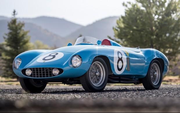 1955 Ferrari 500 Mondail Series II