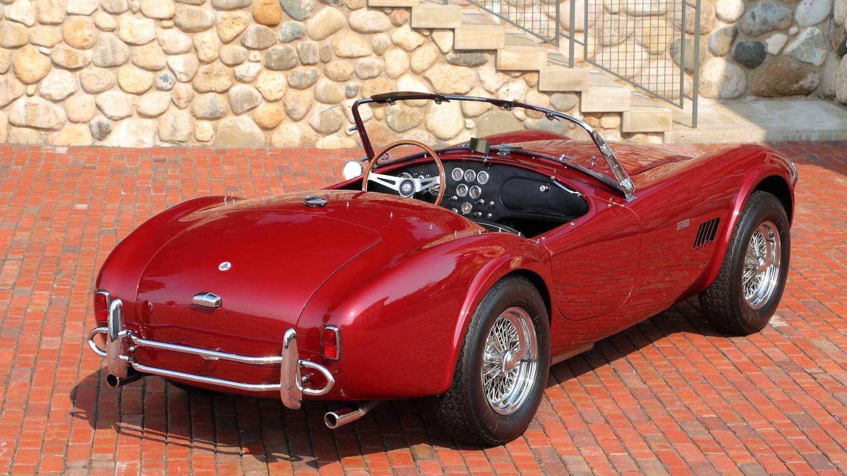 1965 Shelby 289 Cobra CSX2588