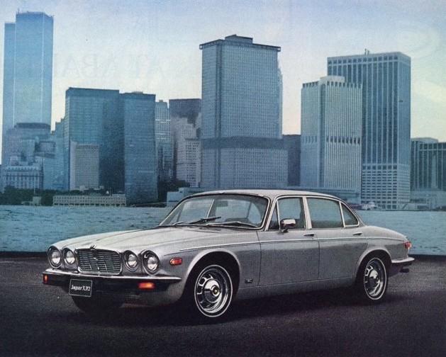 1977 Jaguar Series II XJ12