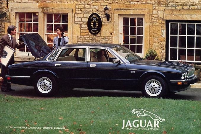 1989 Jaguar XJ6 (XJ40)