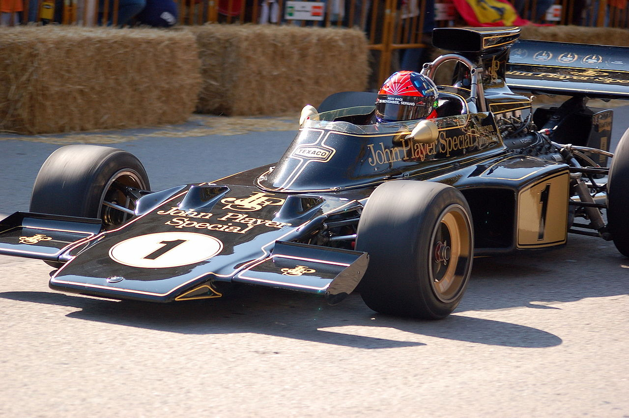 Lotus 72 John Player Special