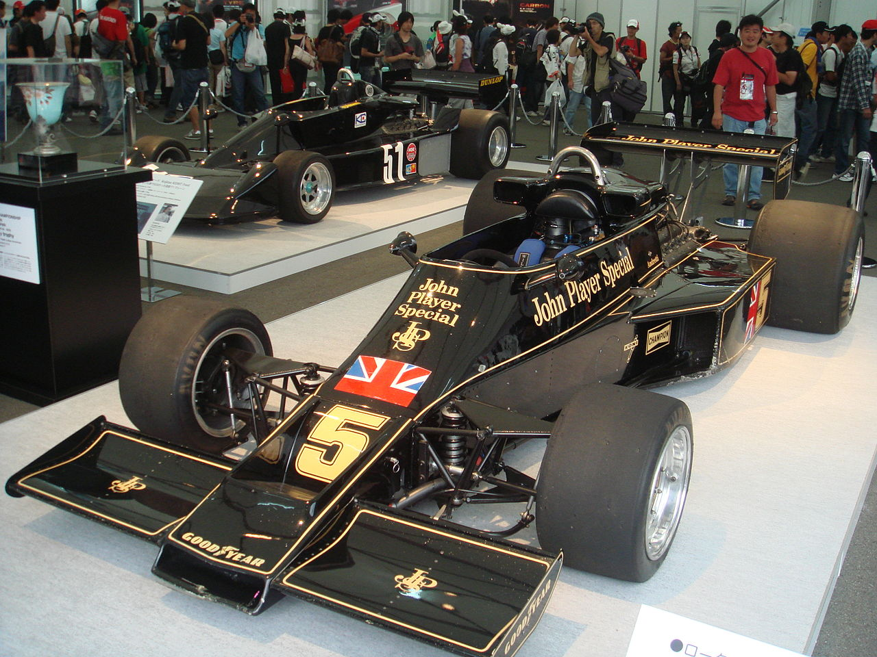 Lotus 77 John Player Special