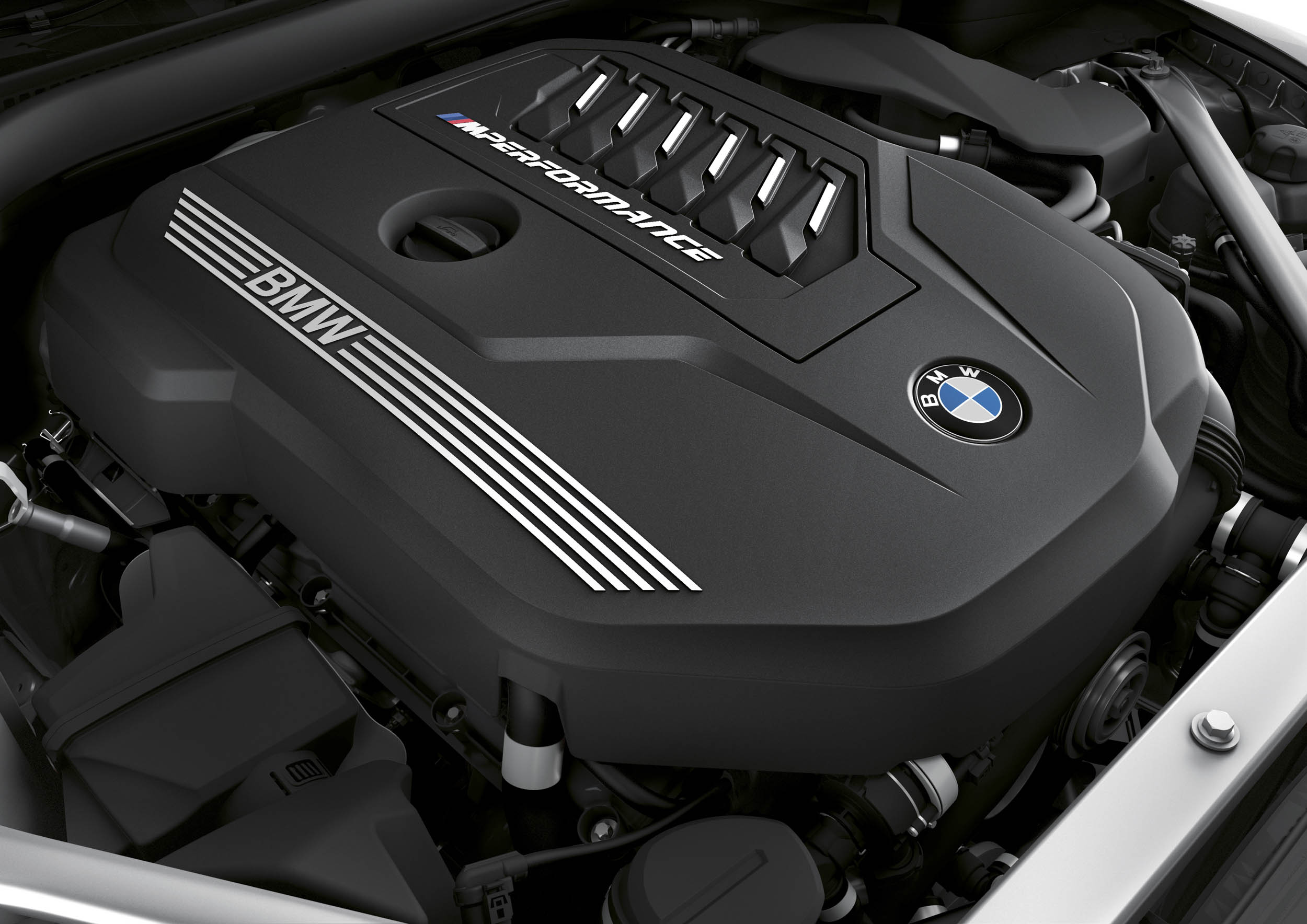 BMW Z4 M40i engine