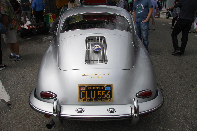 little car show porsche 356