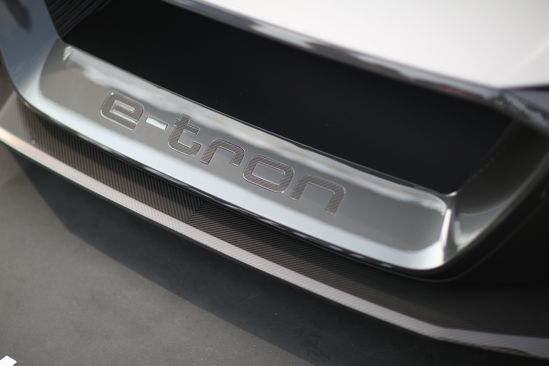 Audi PB 18 e-tron lower grill