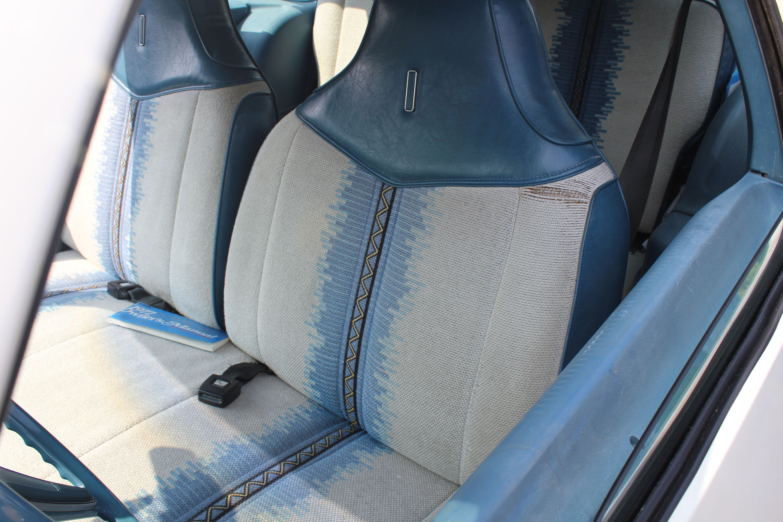 AMC pacer seats