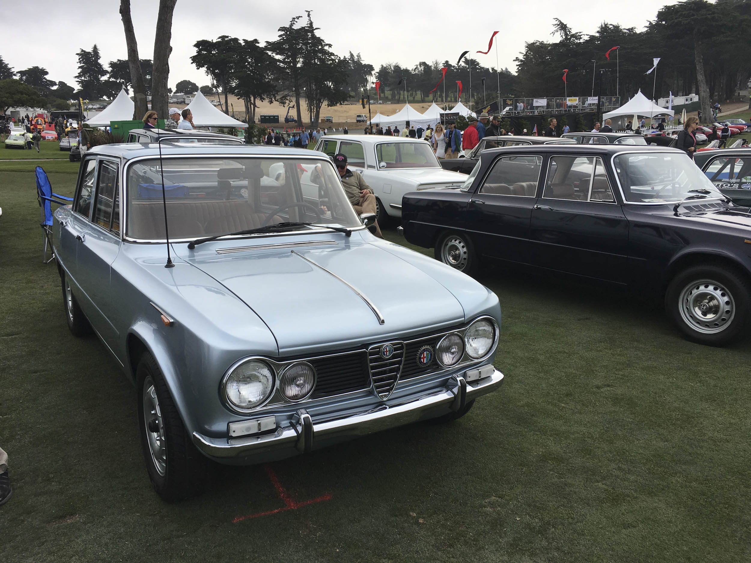 1966 Alfa Romeo Giulia TI