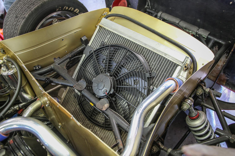 cheetah radiator