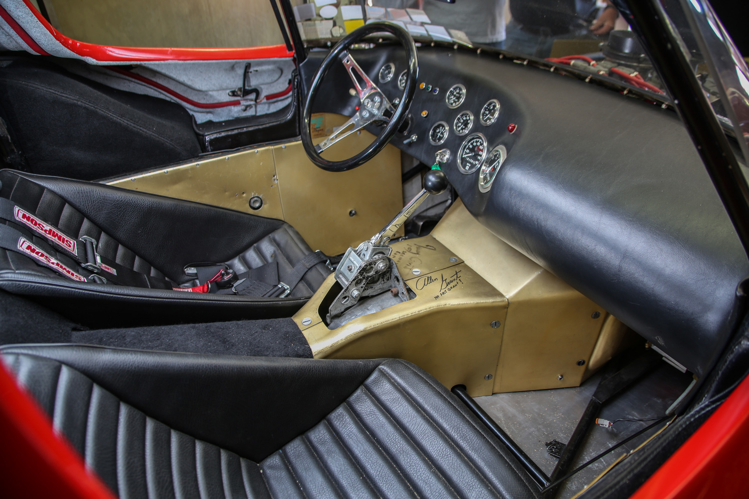 bill thomas cheeta interior