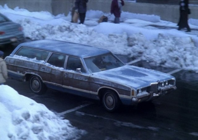1971 Ford Country Squire star trek voyager