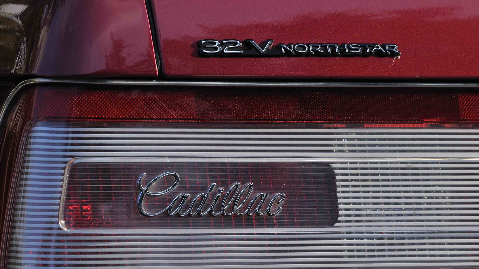 1993 Cadillac Allante northstar badge