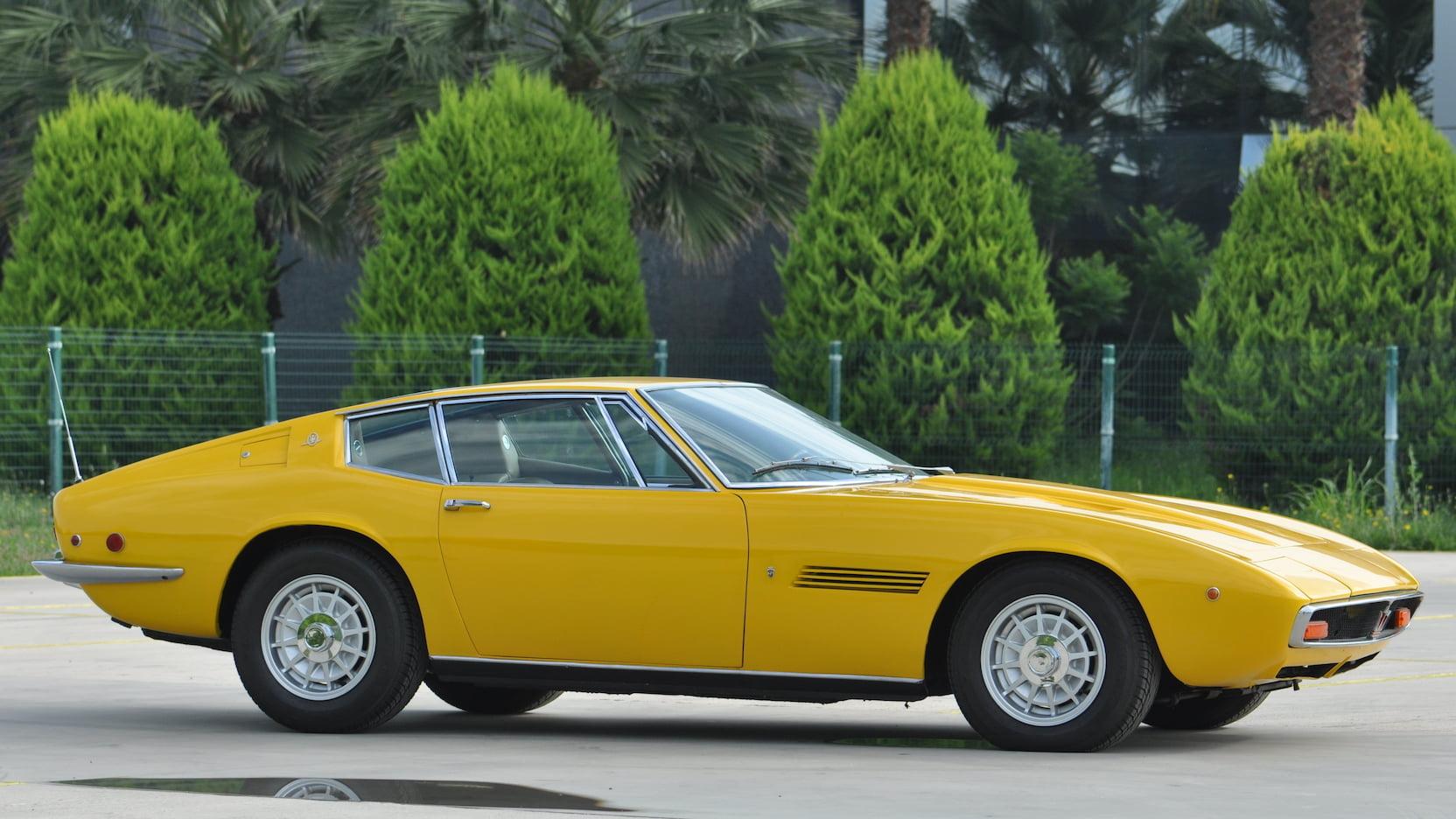 1973 Maserati Ghibli SS Coupe