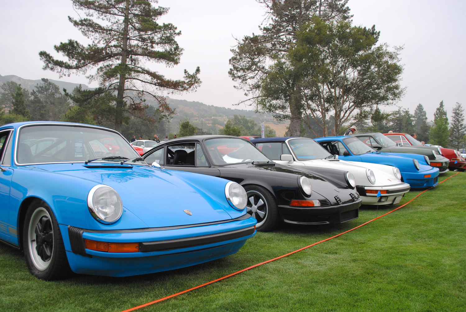 2018 porsche Porsche Werks reunion air cooled 911