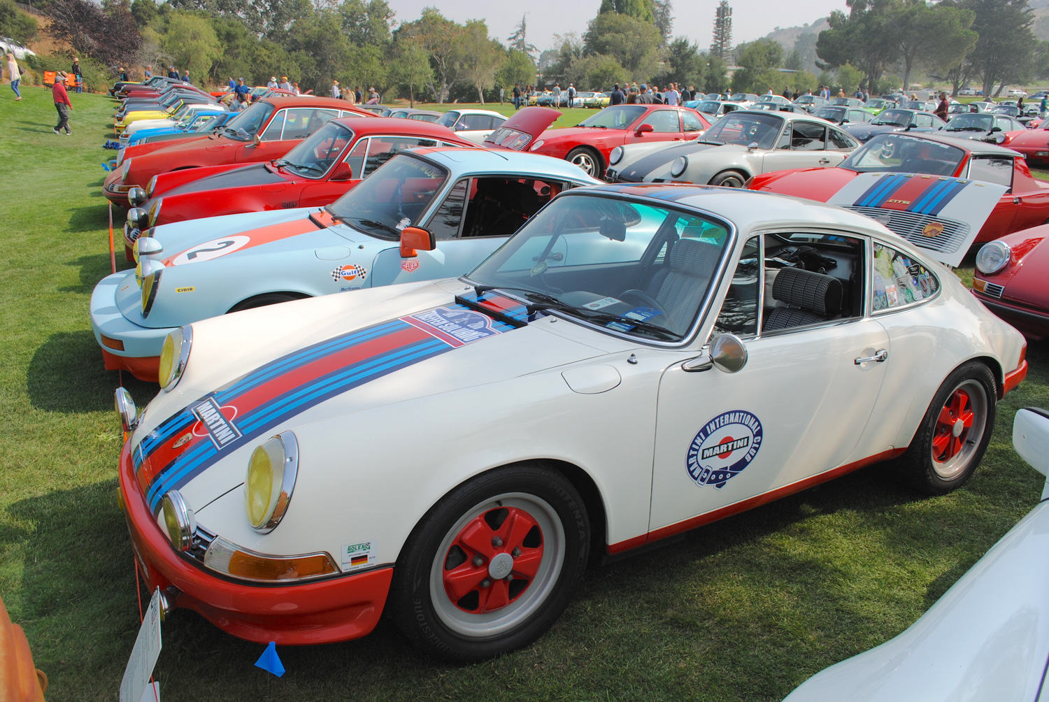 Diary of a muscle-car invader at the 2018 Porsche Werks Reunion thumbnail