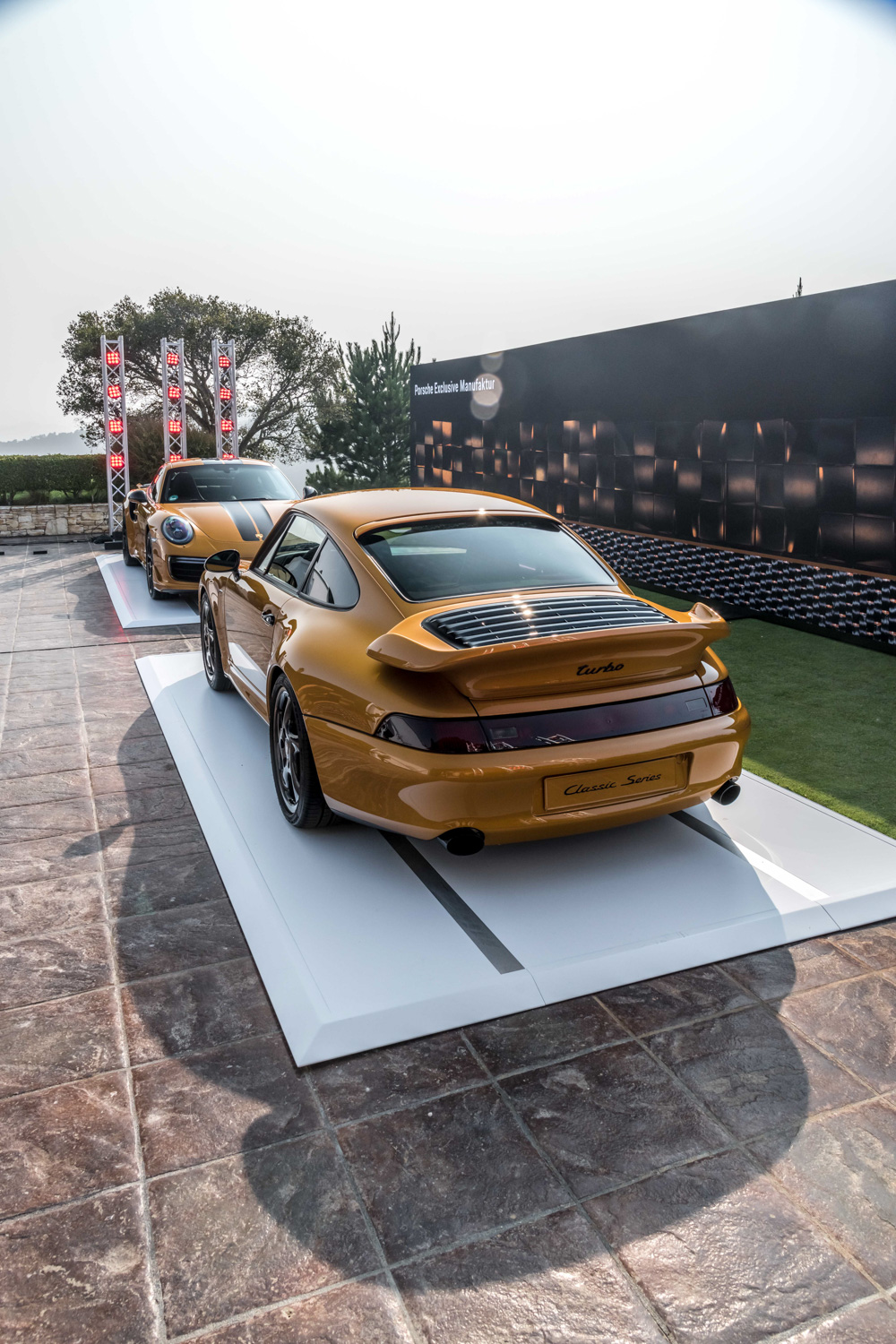 Porsche Project Gold classic series