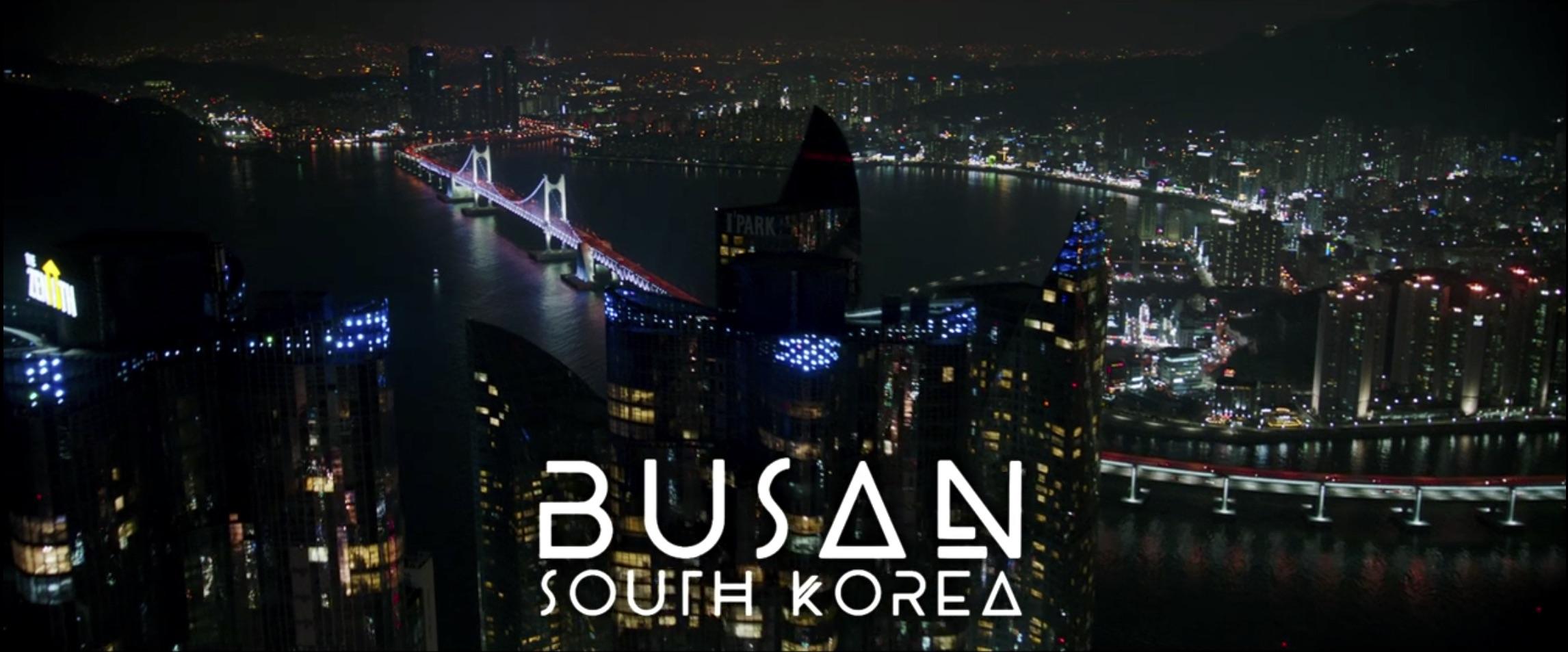 Marvel Black Panther south korea
