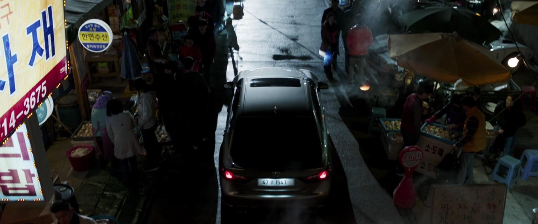 Marvel Black Panther korean street