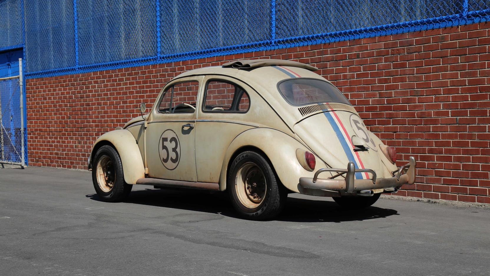 Junkyard Herbie from Herbie: Fully Loaded