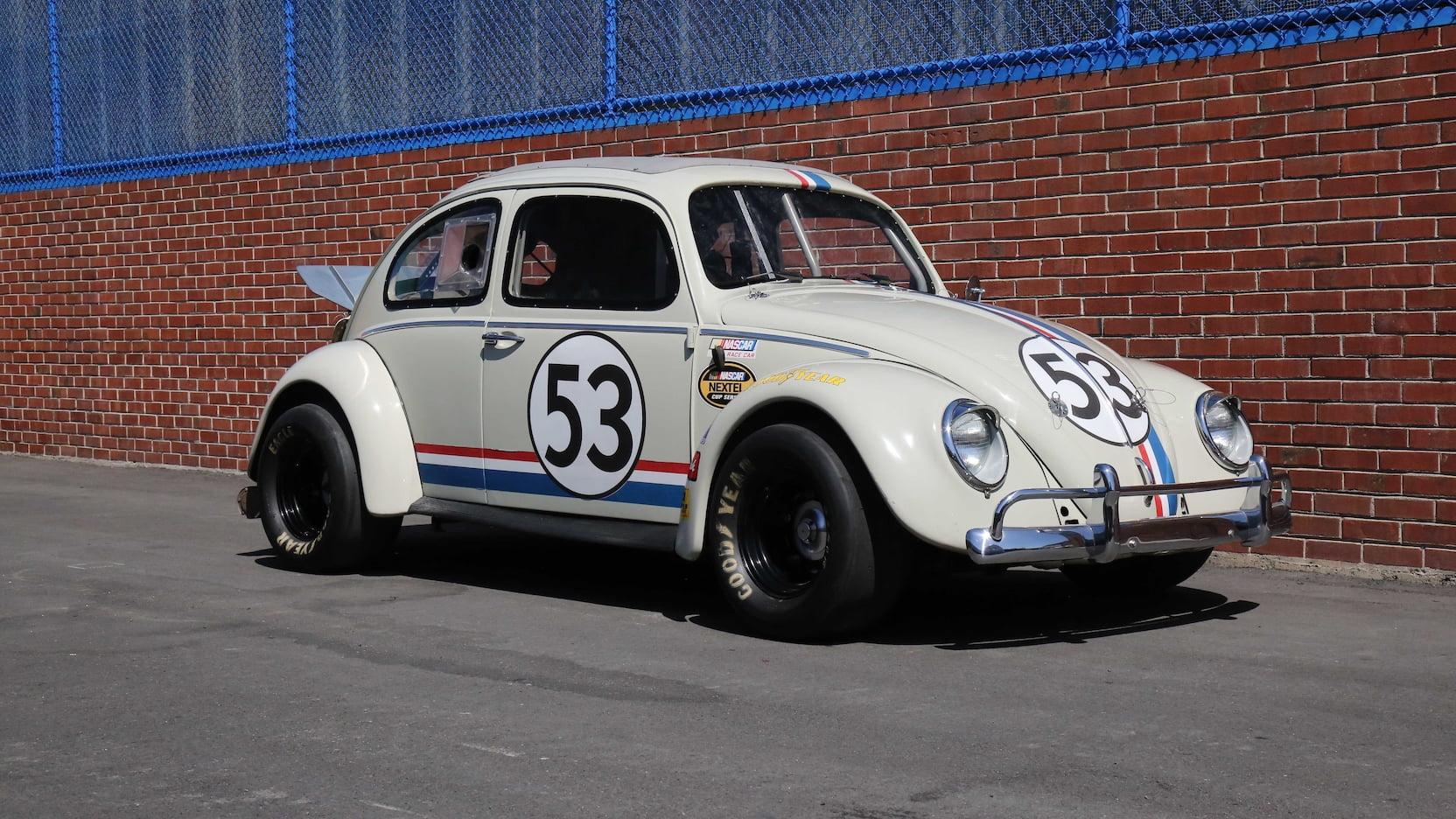 NASCAR Herbie from Herbie: Fully Loaded