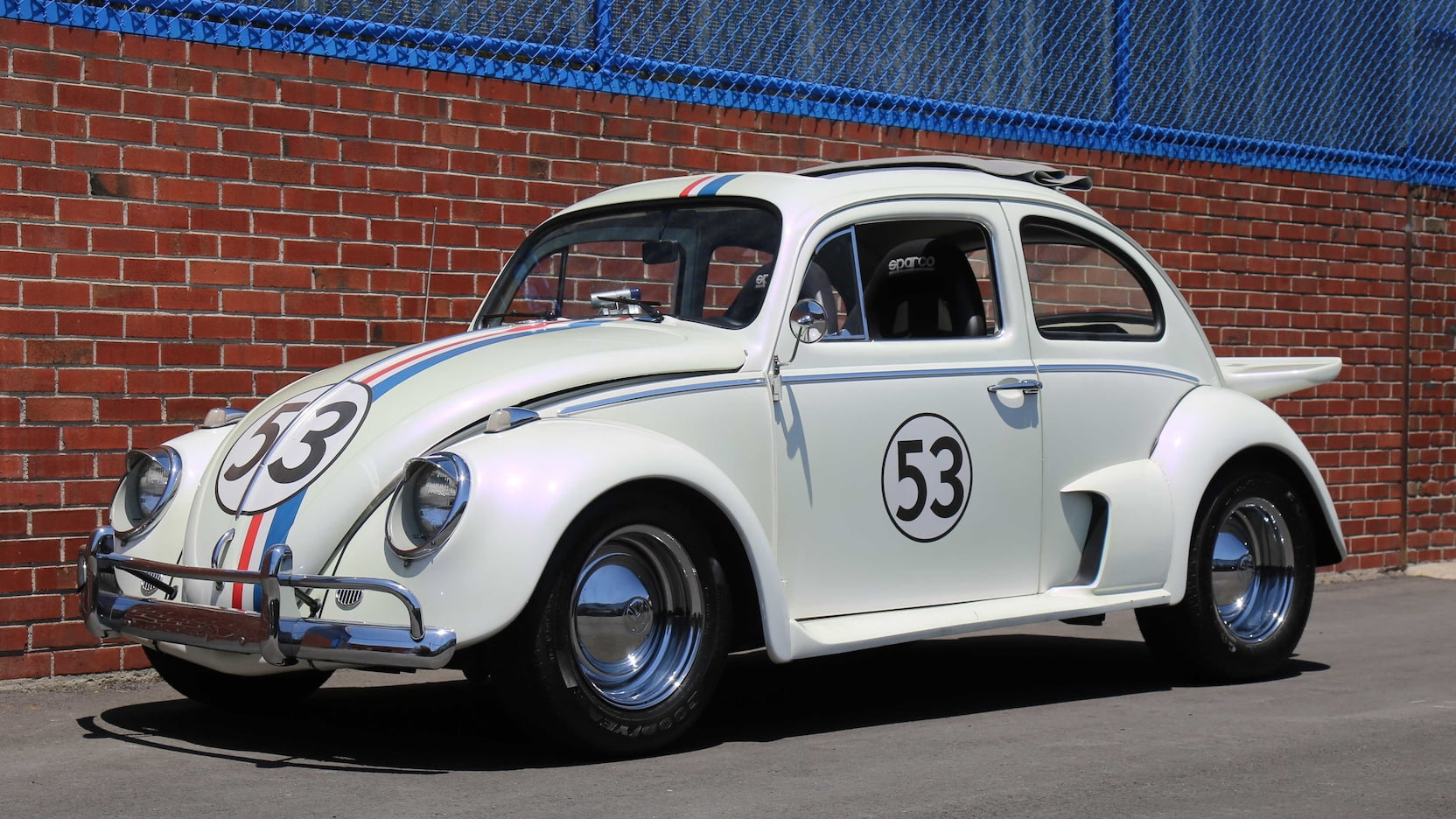 Street Racer Herbie from Herbie: Fully Loaded