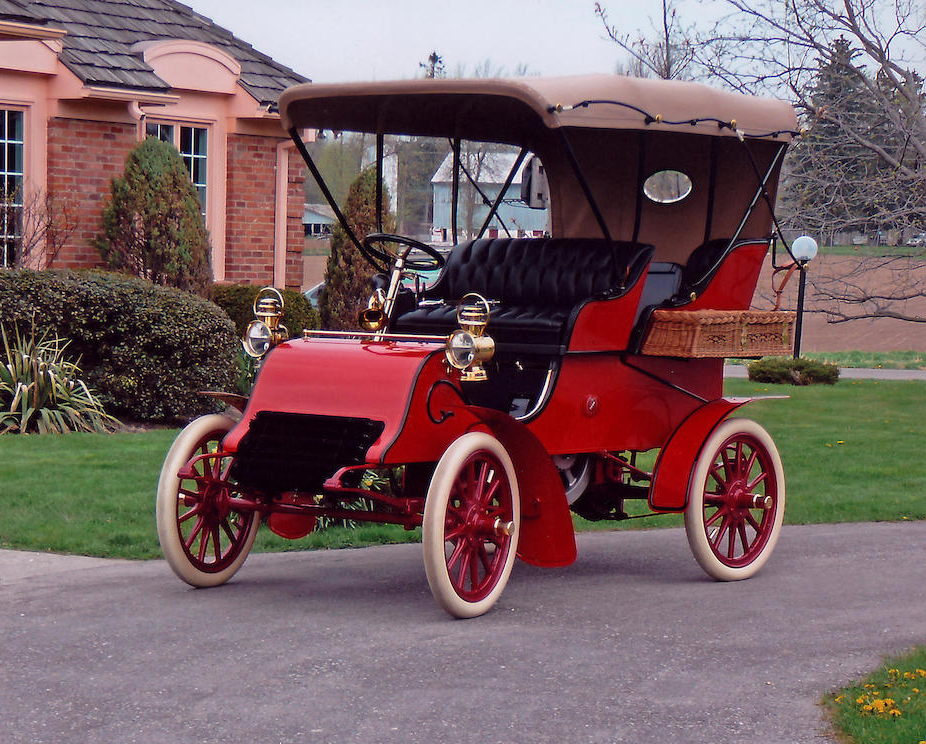 1903 Cadillac oldest known