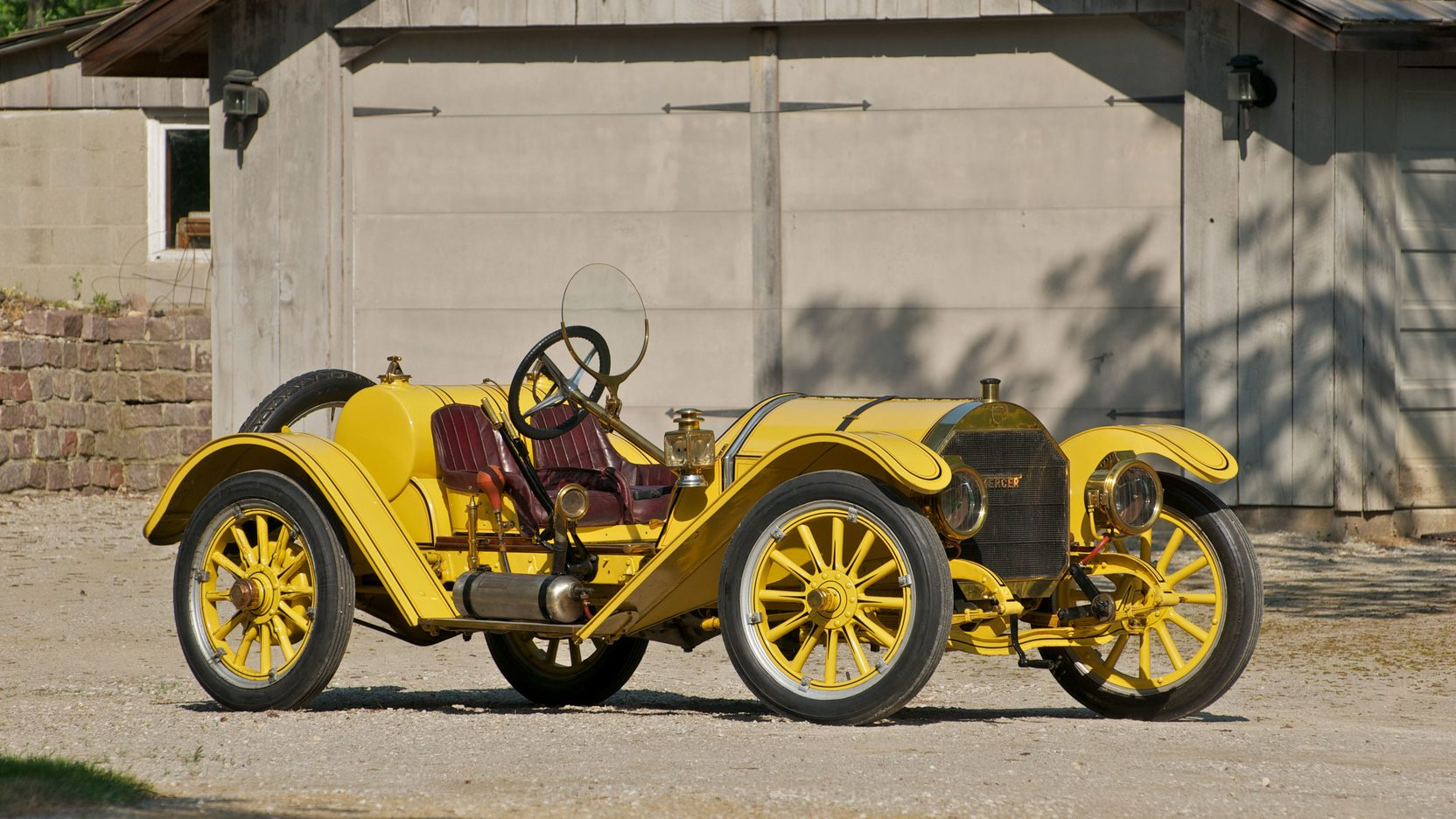 1912 Mercer Raceabout