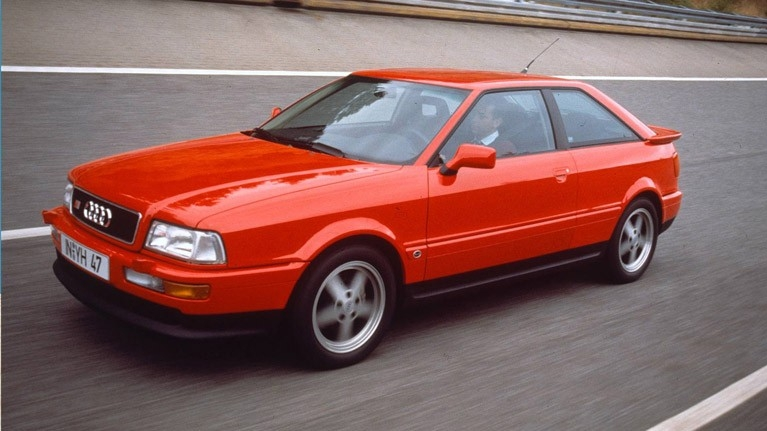 1992 Audi Coupe S2