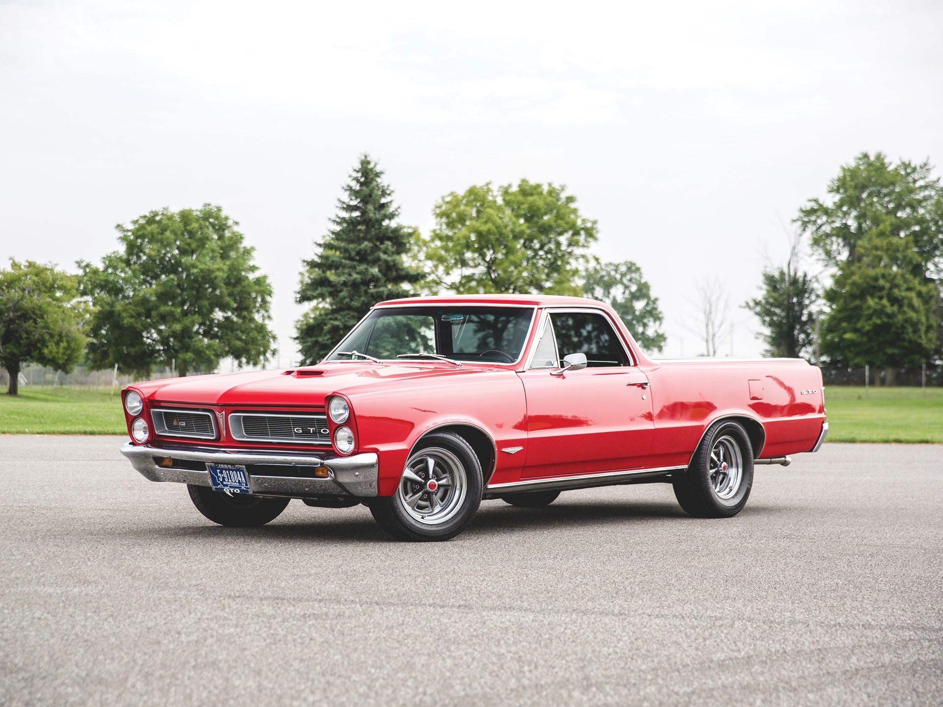 "Custom 1965 ""GTO Chief Camino"" is the Pontiac El Camino of your dreams thumbnail"