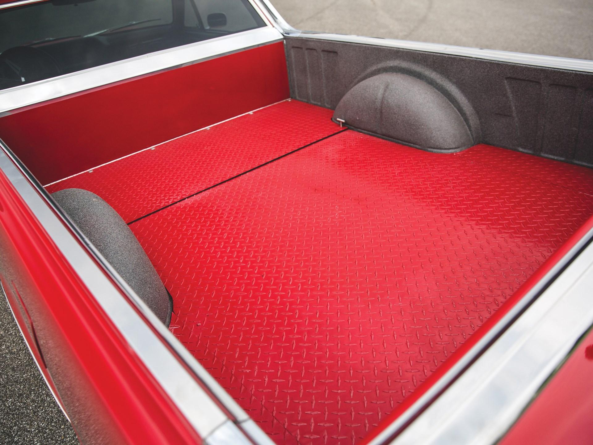 "1965 Pontiac GTO ""Chief Camino"" bed"