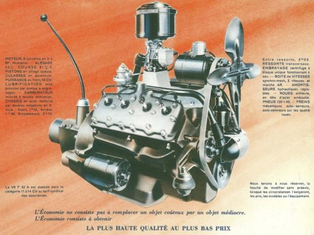 Eight baby V-8s that show displacement isn't everything