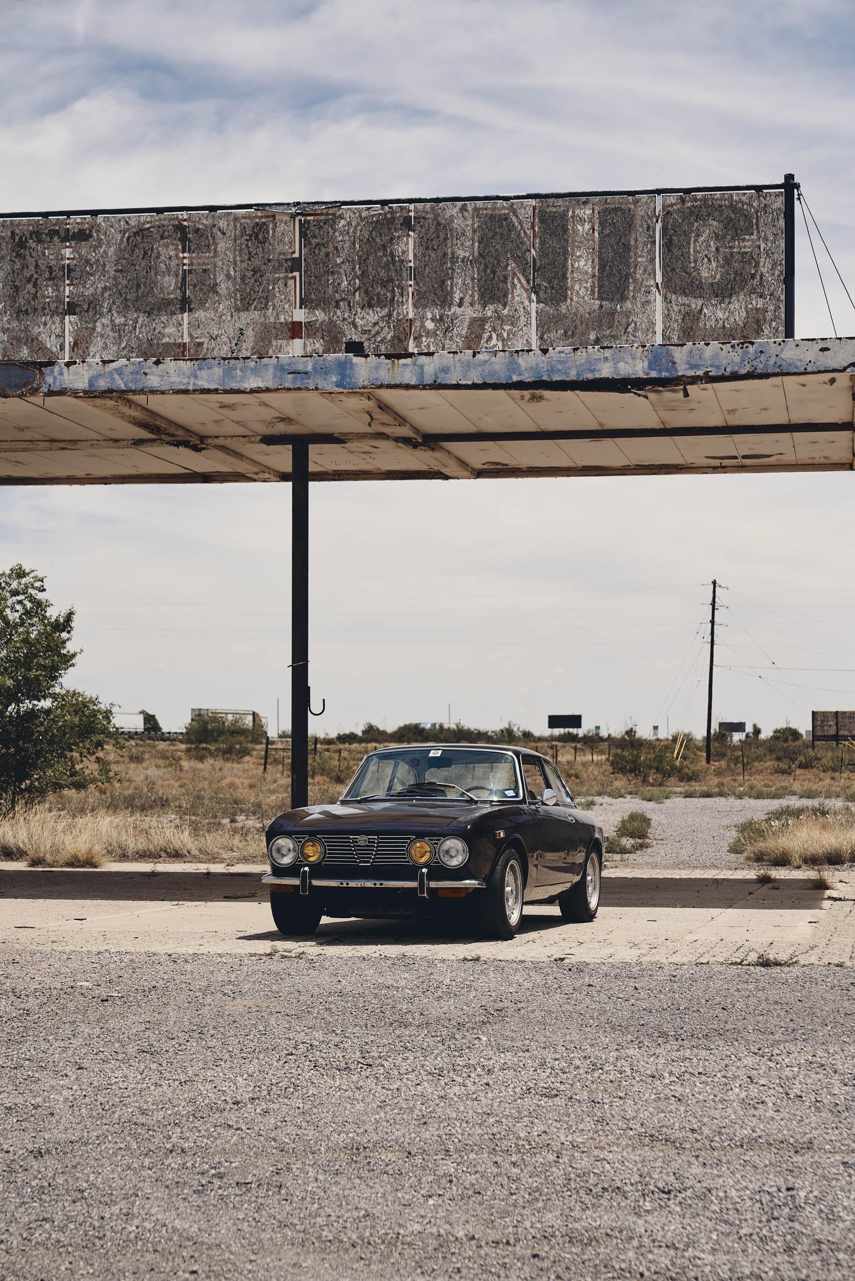 1974 Alfa Romeo GTV 2000 in El Paso