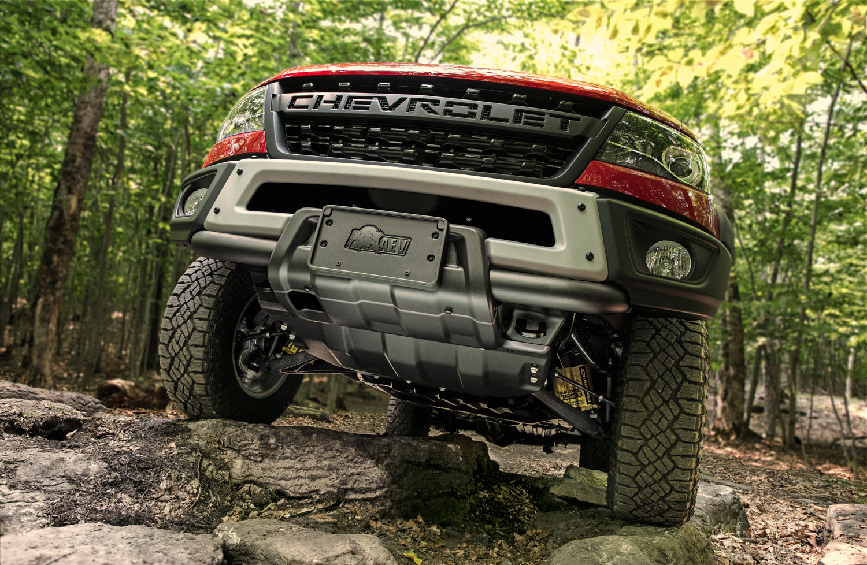 2019 Chevrolet Colorado ZR2 Bison low front
