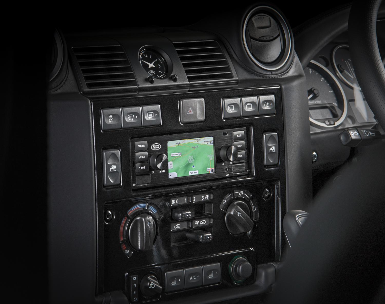 Classic car mmi