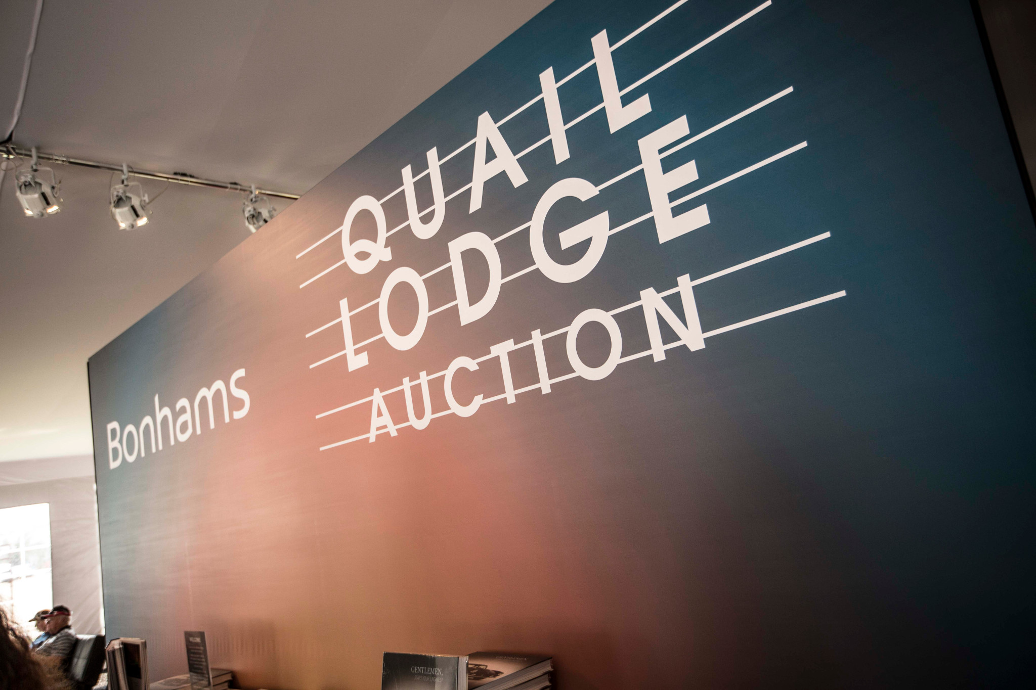 Bonhams pebble beach quail lodge quail lodge auction