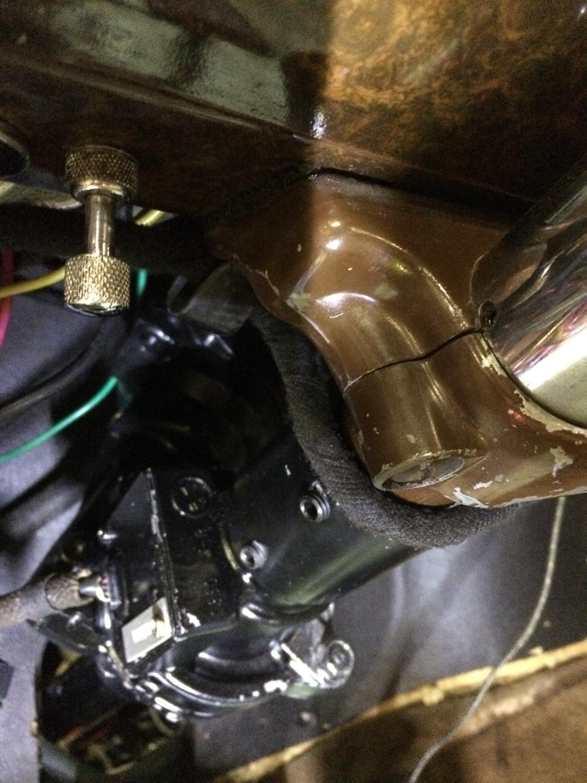 EPAS Classic Car Power Steering wiring