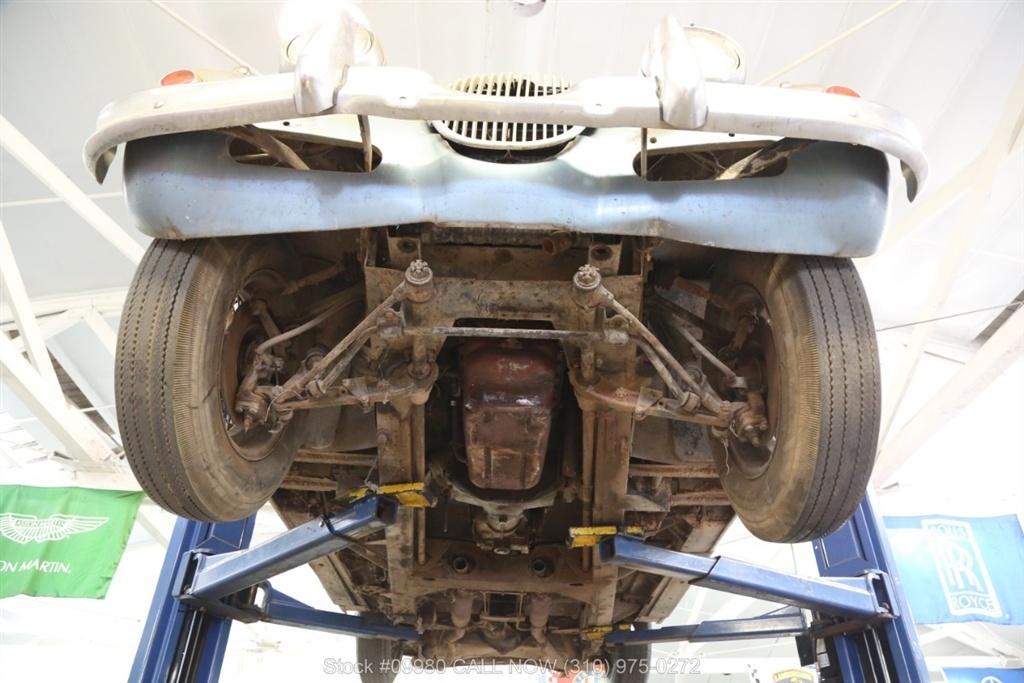 1961 Jaguar XK150 frame