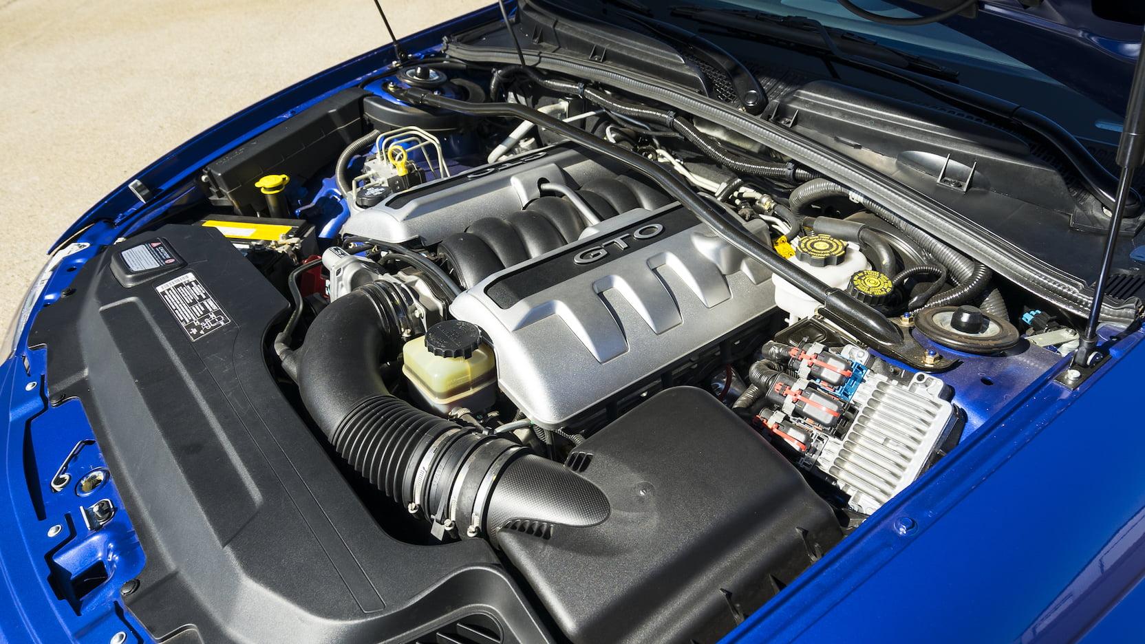 2005 Pontiac GTO Engine