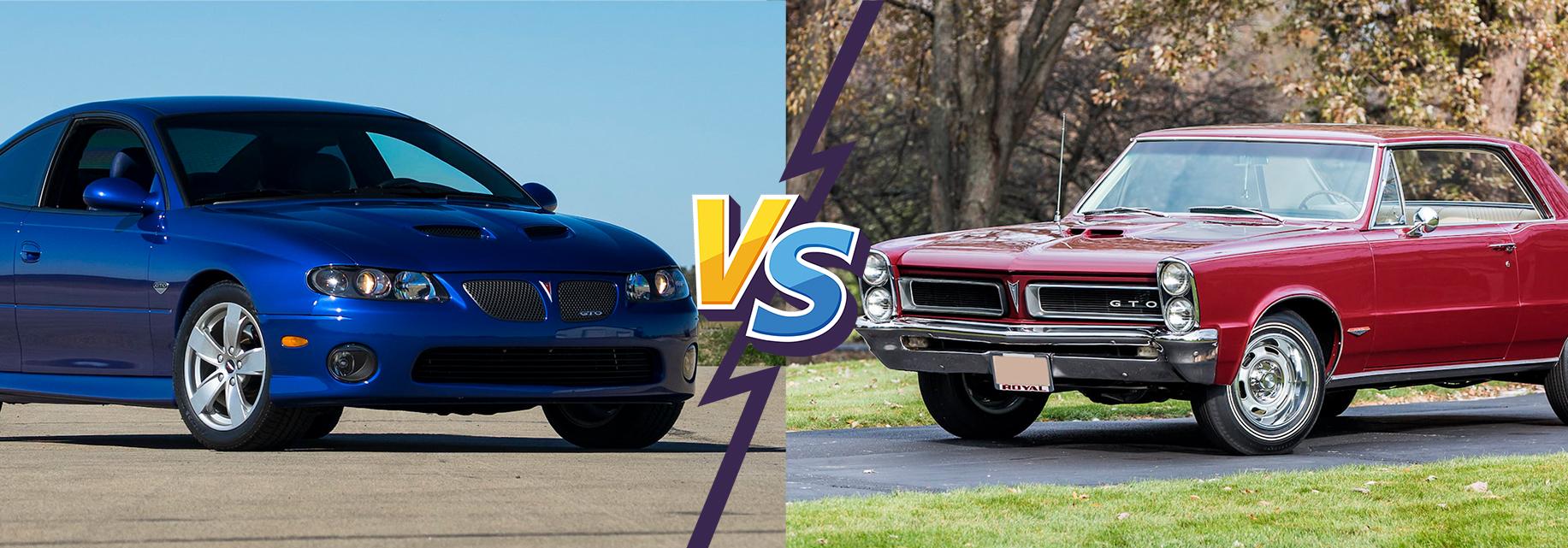 Preach your Pontiac: Classic GTO or modern GTO? thumbnail