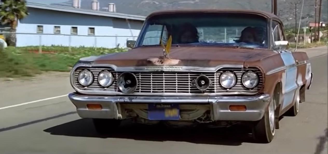 Up in smoke impala ss