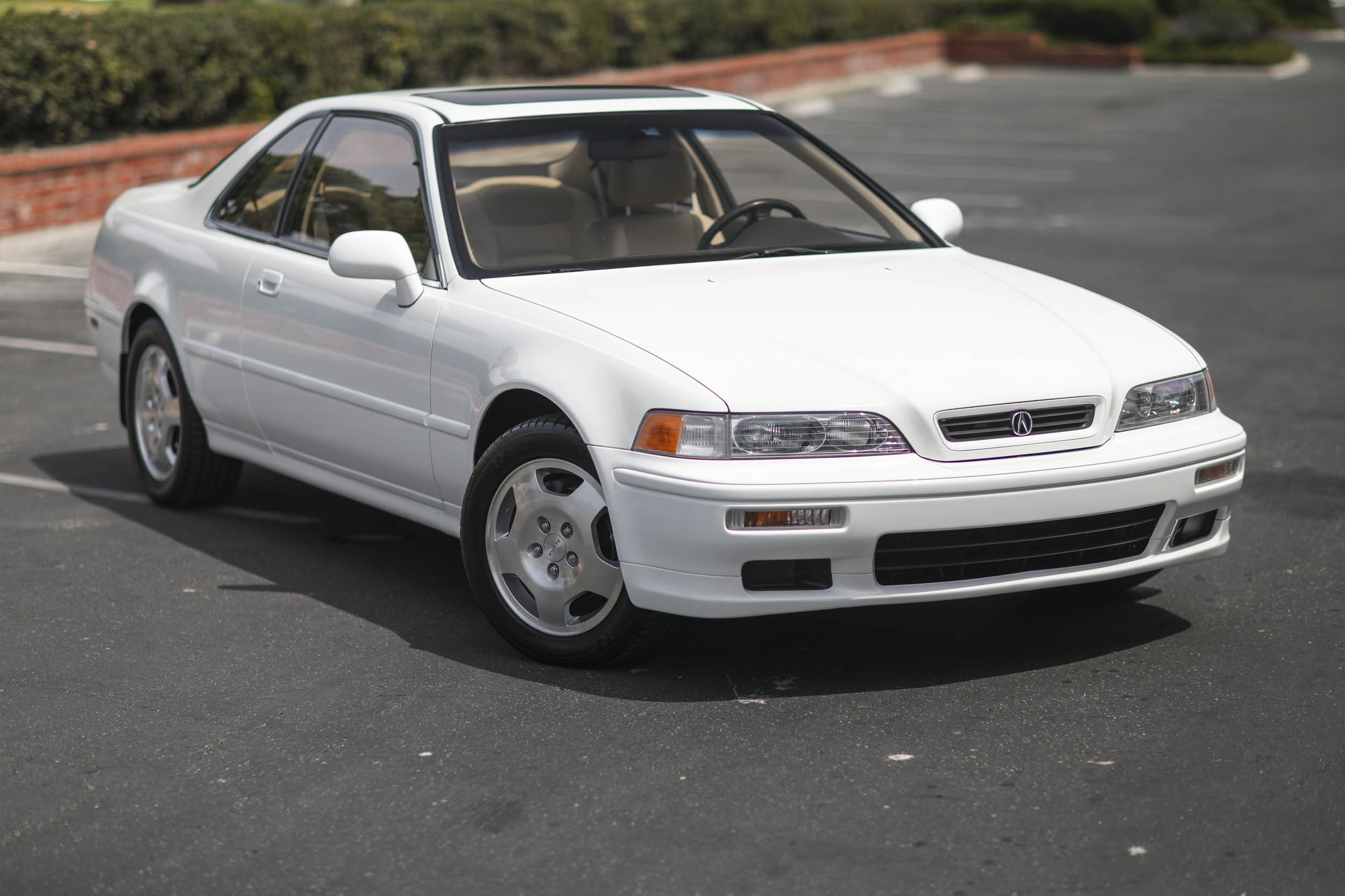 1994 Acura Legend Coupe LS front 3/4