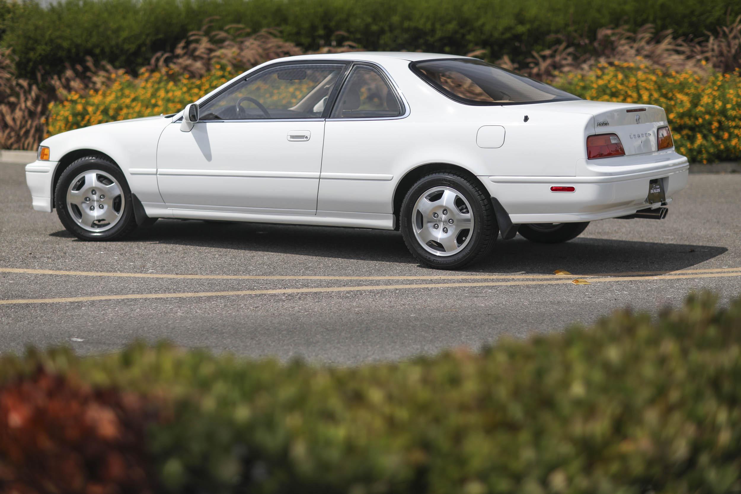 1994 Acura Legend Coupe LS profile
