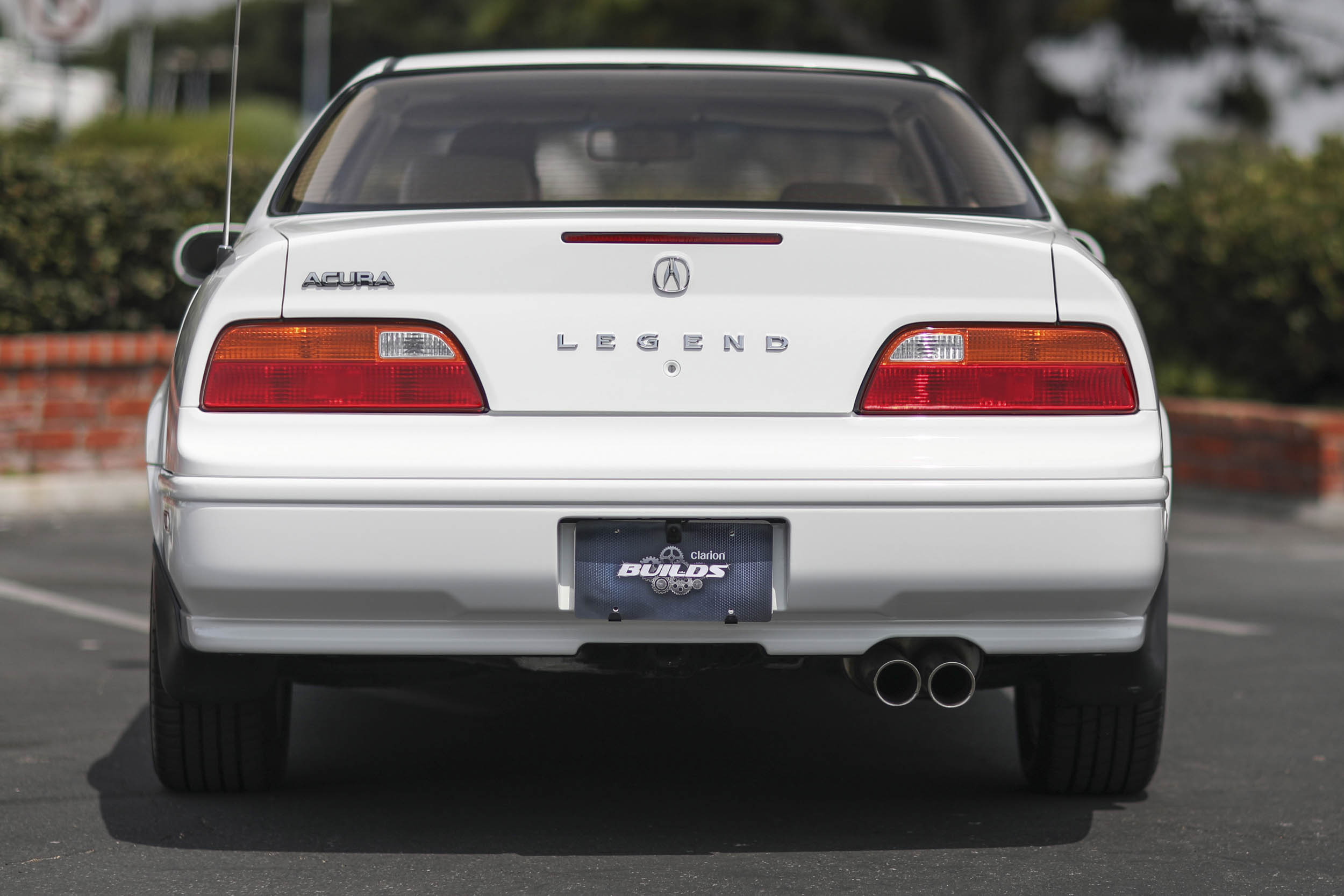 1994 Acura Legend Coupe LS rear