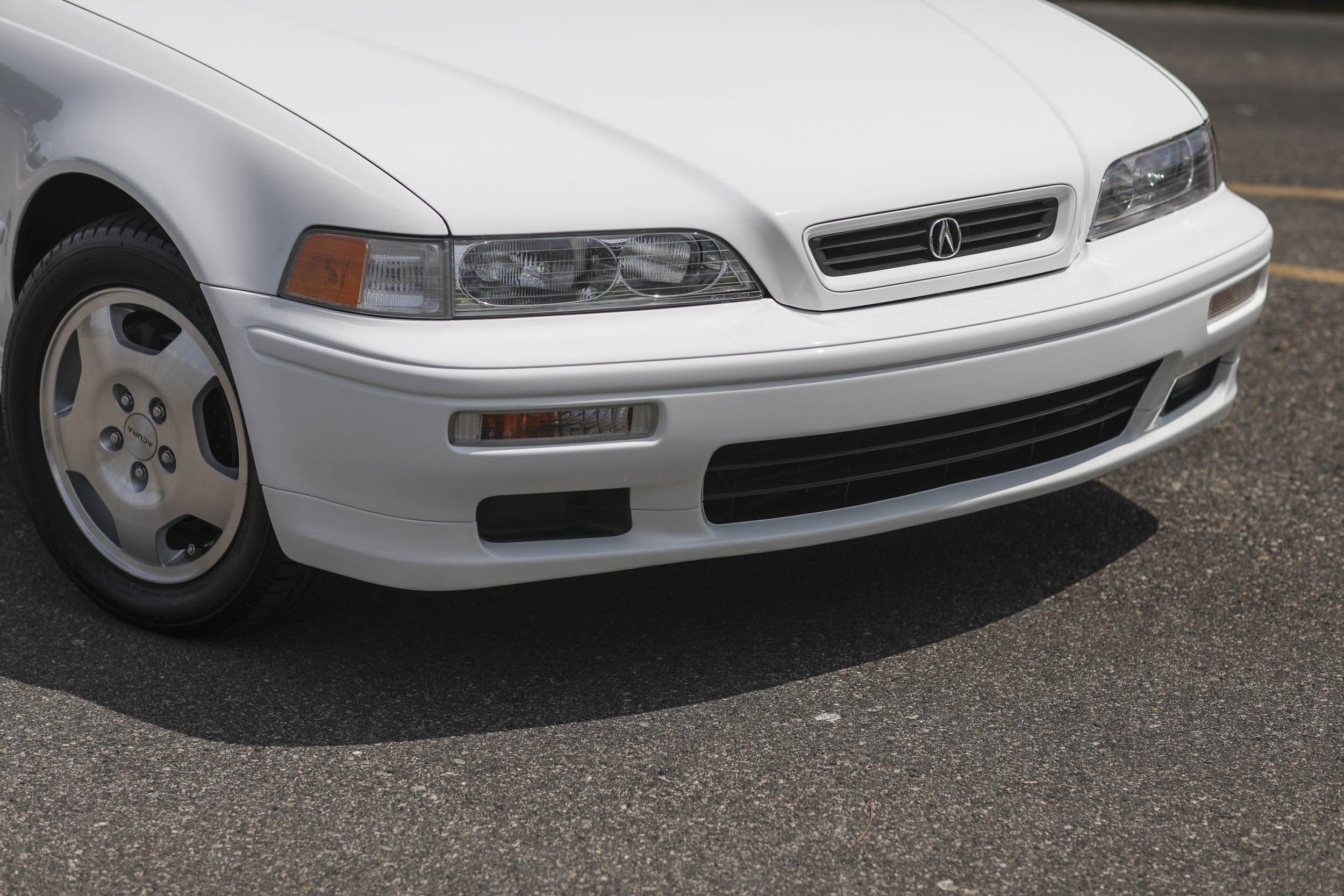 1994 Acura Legend Coupe LS nose